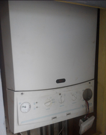 gas boiler installation cost Upper Poppleton